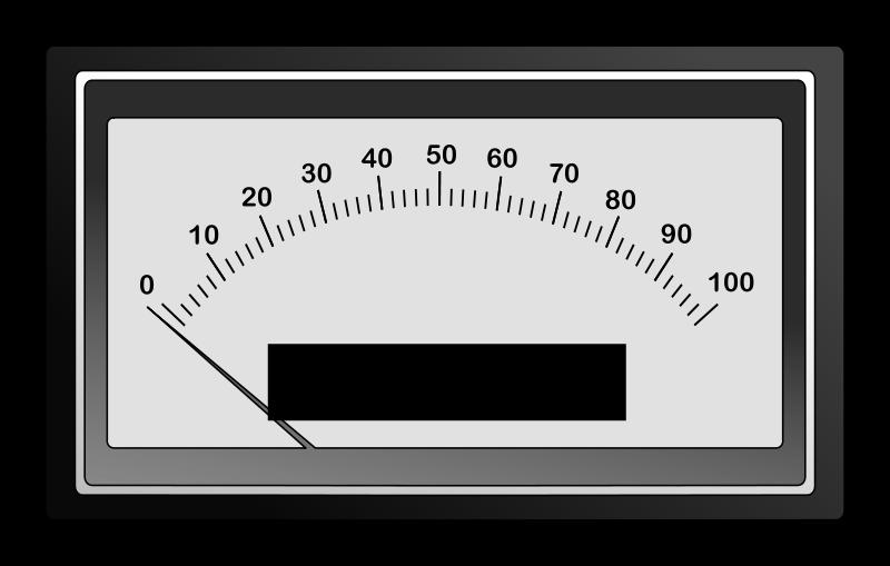 Free 100% kV meter