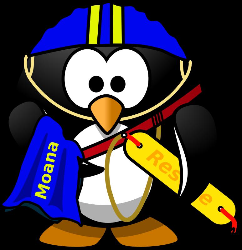 Free Life Saver Penguin
