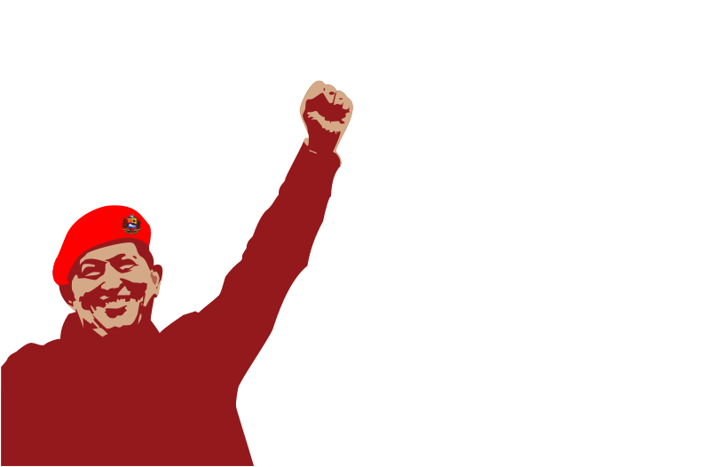 Free Clipart: Hugo Chavez | ronyworld