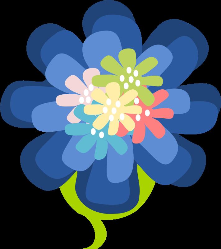 Free decoration flower