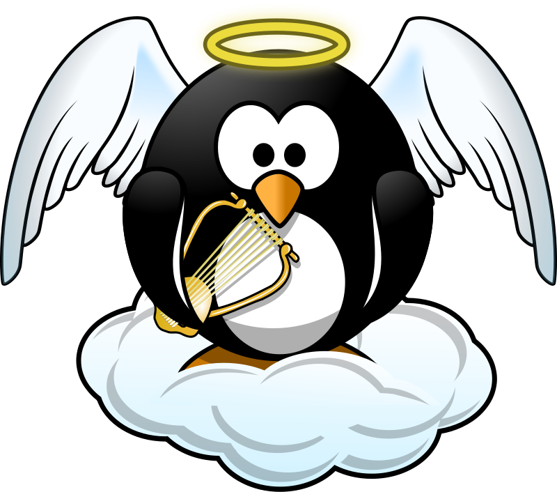Free Penguin in Heaven