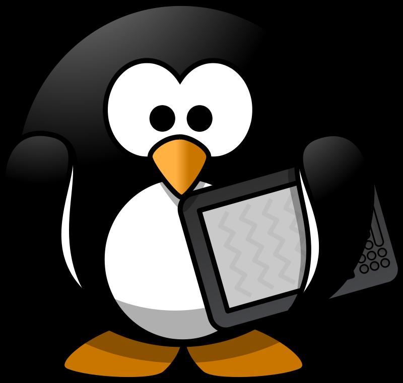 Free Modern penguin