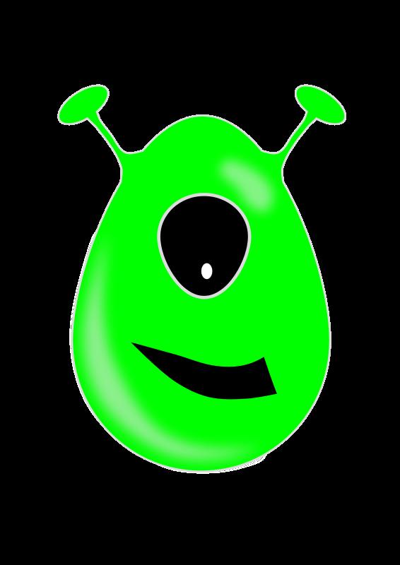 Free alien egg