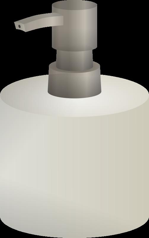 Free Soap Dispenser