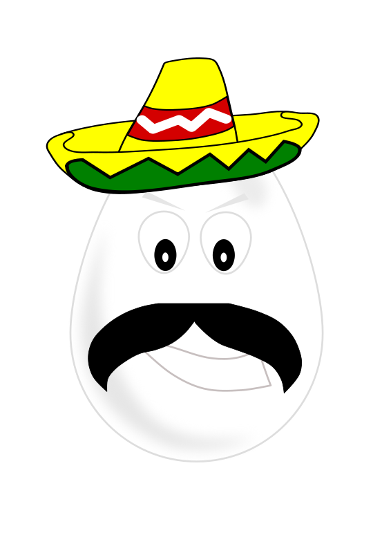 Free mexican egg