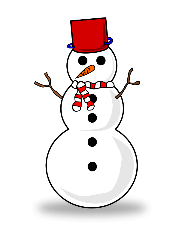free clipart snowman artbejo rh 1001freedownloads com free clipart snowman border free clipart snowman border