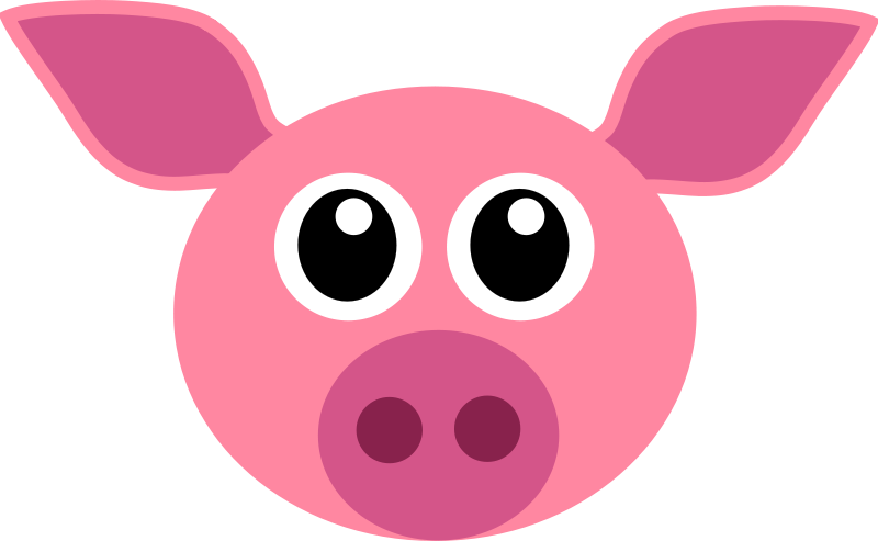 Free Cochon - pig face
