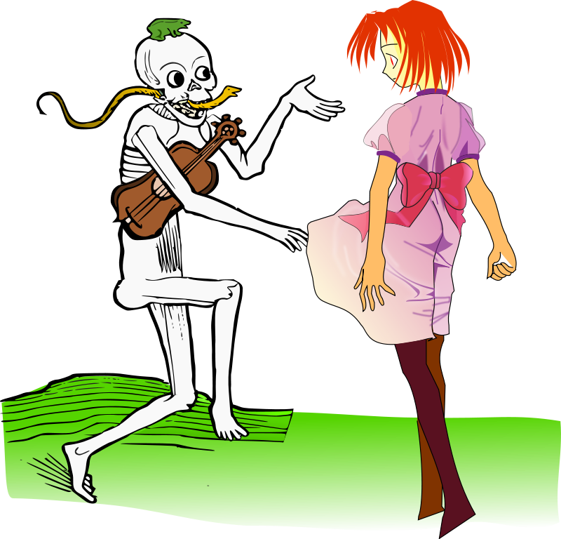 Free Dance macabre