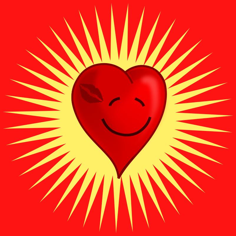 Free Happy Kissed Heart