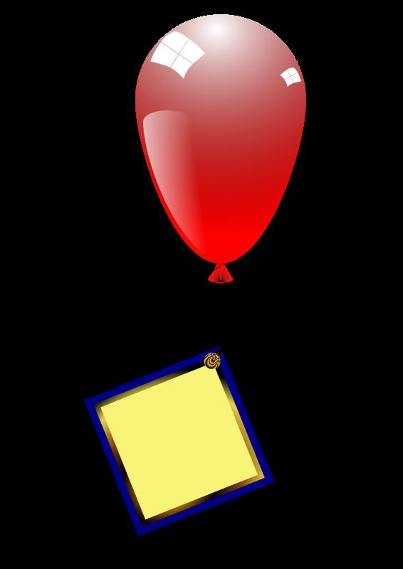 Free Ballon d'anniversaire.