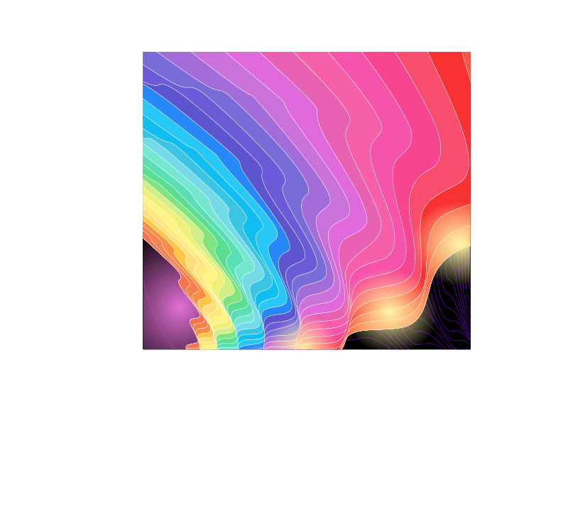 Free Abstract Colorful Waves Vector Background