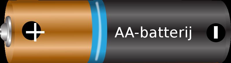 Free AA-battery