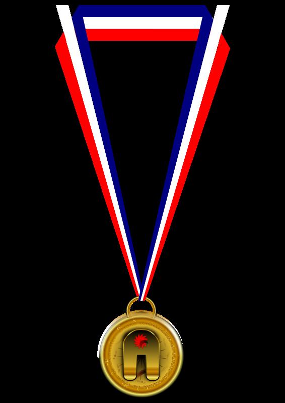 Free Medaille du hamster