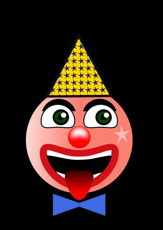 Free head_clown