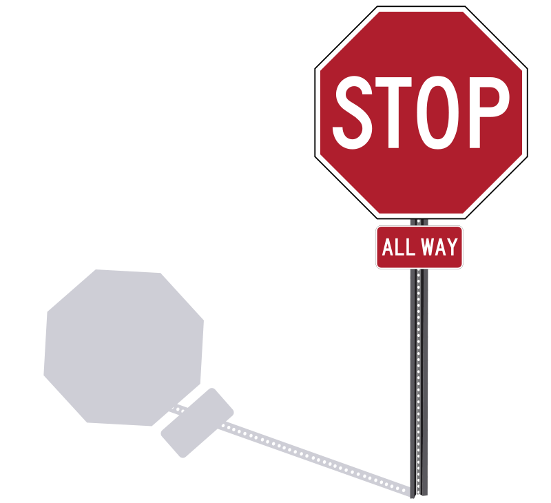 free clipart stop sign on post rfc1394 rh 1001freedownloads com clipart stop sign clipart images stop sign