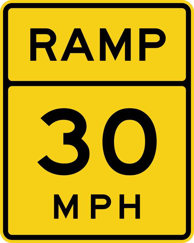 Free Ramp speed 30