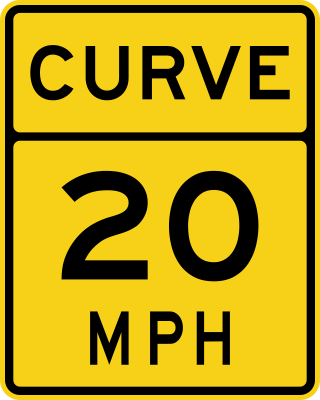 Free Curve Speed 20