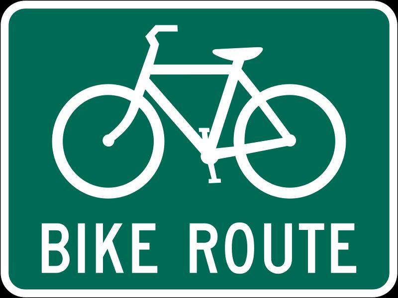 Free Bike Route