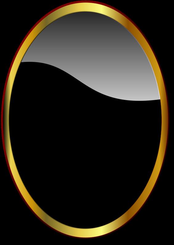 Free Miroir ovale