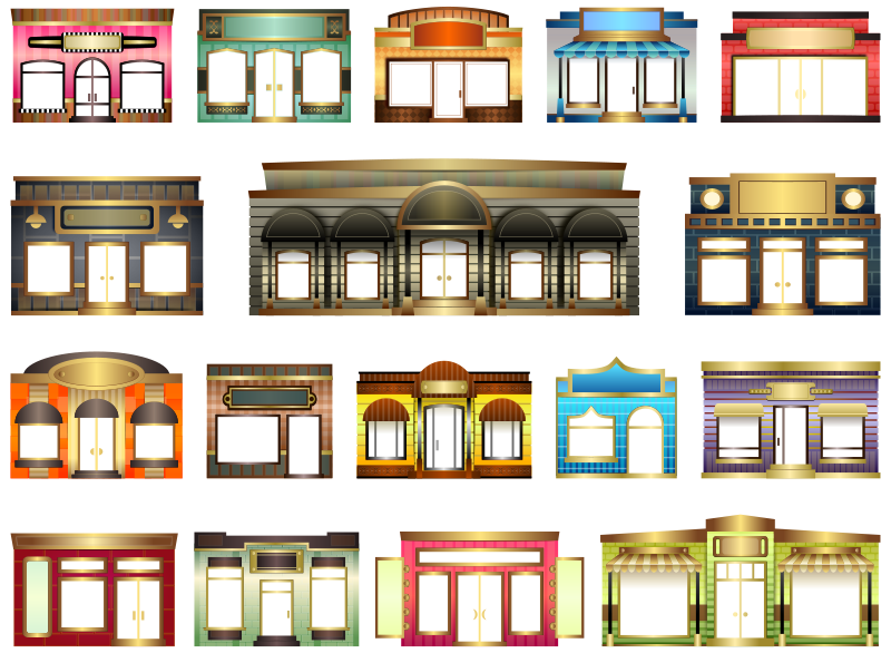 Free Store Fronts