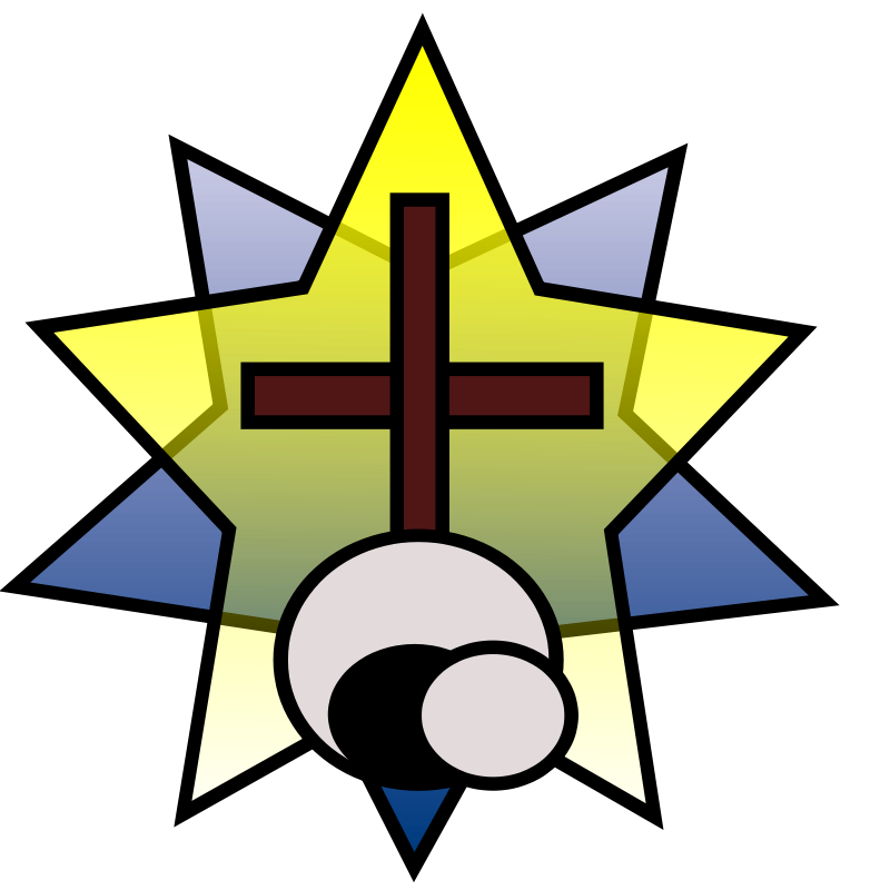 Free Symbolism - Star, Cross, Empty Tomb
