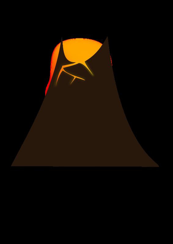Free Simple-Volcano