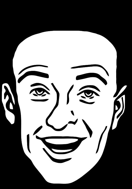 Free Smiling Man 8