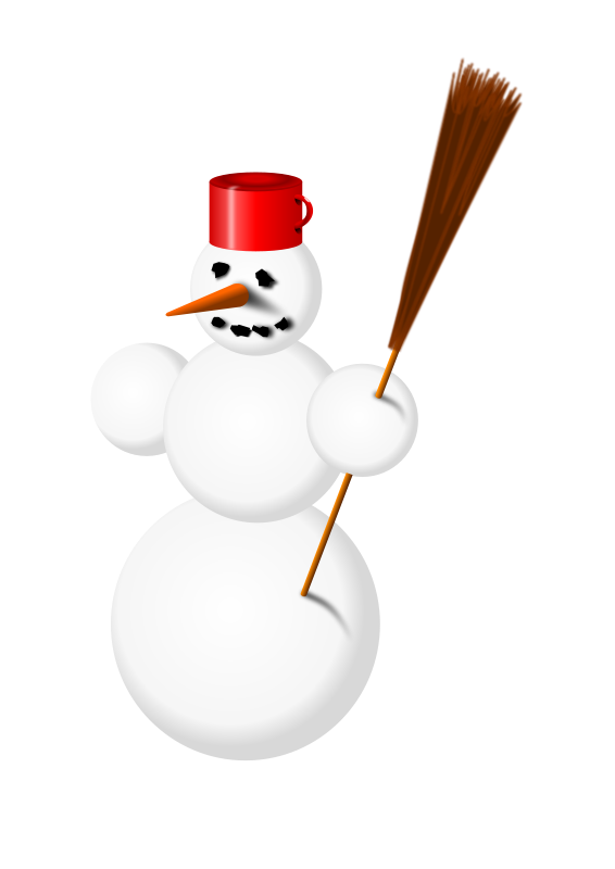 Free snowman 2