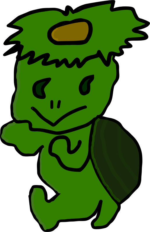 Free Kappa (drawing)