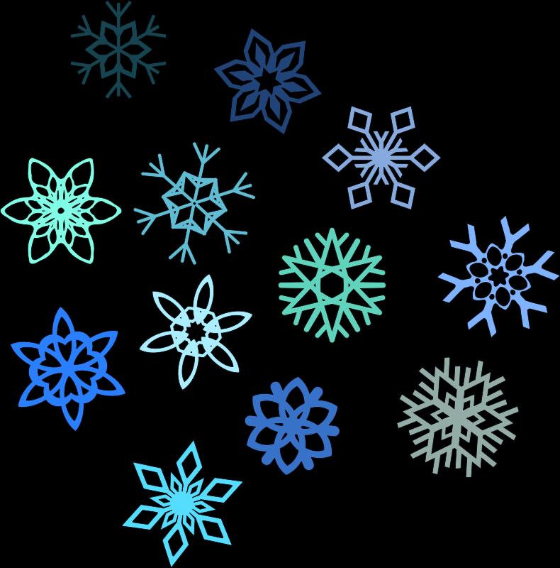 Free Snowflakes