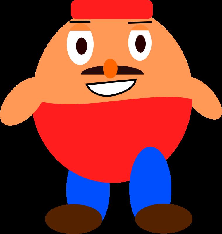 Free Cute Platformer Game Character
