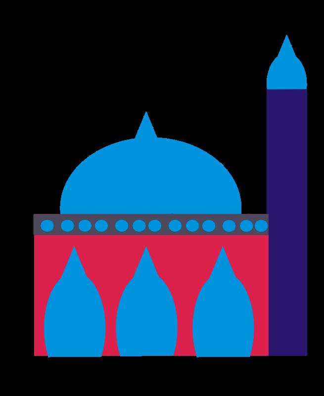 free clipart masjid niken sofi salma rh 1001freedownloads com mosque clipart vector free download mosque clipart outline