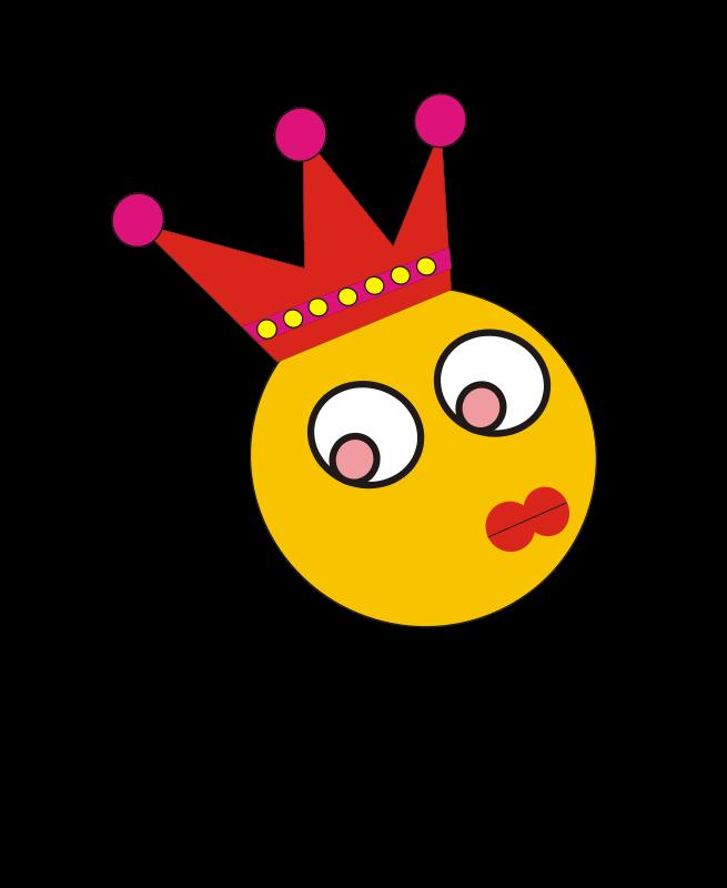 Free clipart queen