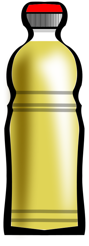 Free Sun flower Oil Bottle