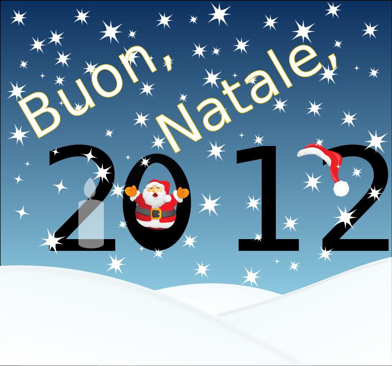 Free Buon Natale2012