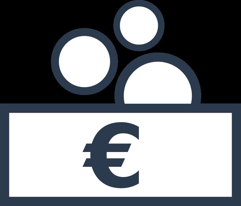 Free money symbol