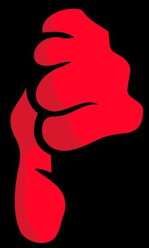 Free Thumbs Down