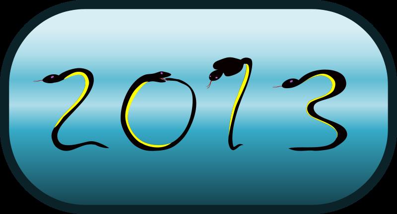 Free Happy New Year 2013!