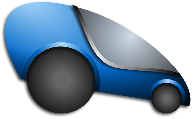 Free Futuristic Automobile
