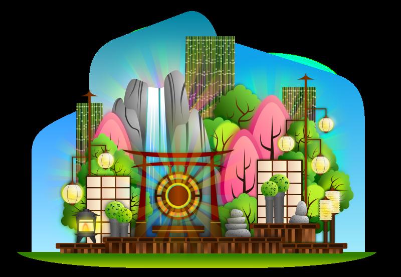 Free Zen Garden