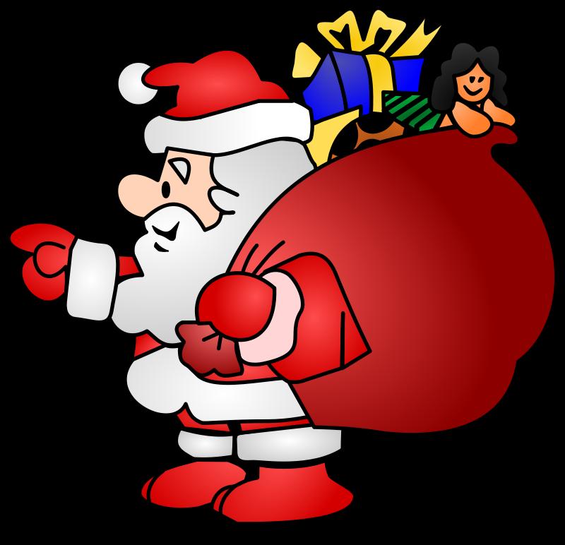 Free Santa Clauss - Père Noël