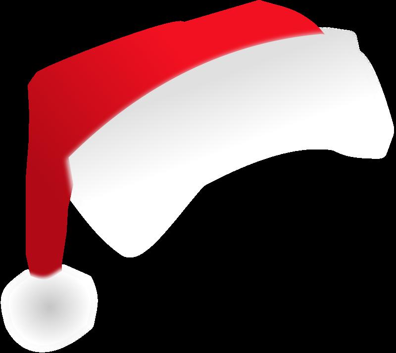 Free Santa's hat - Bonnet du Père Noël