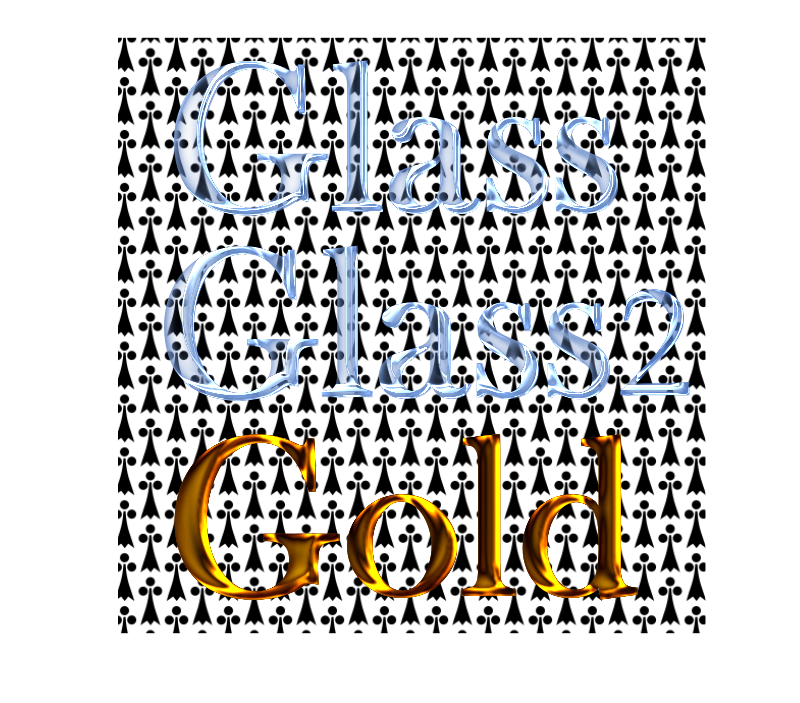 Free Glass and Gold Filters