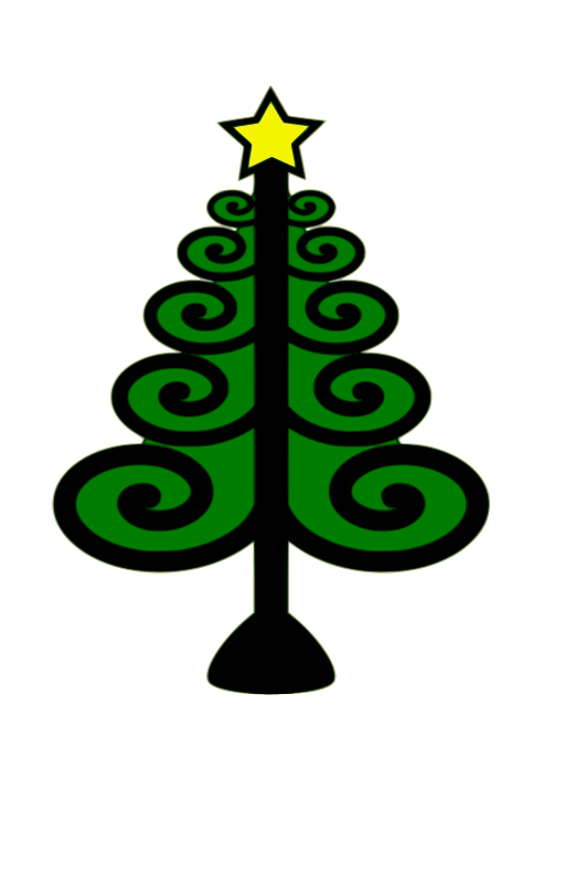 Free Clipart: Christmas Tree | kaleah777
