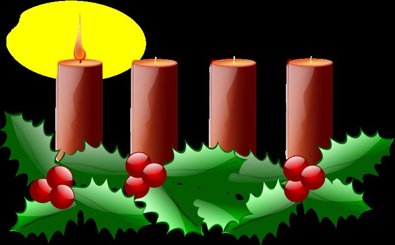 Free Clipart: First Sunday of Advent | Fuchur