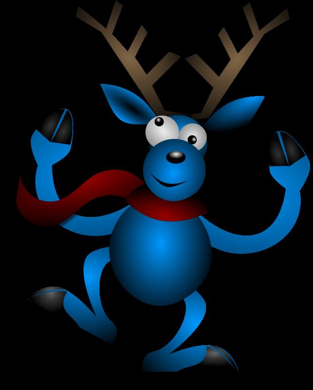 Free Dancing Reindeer 3
