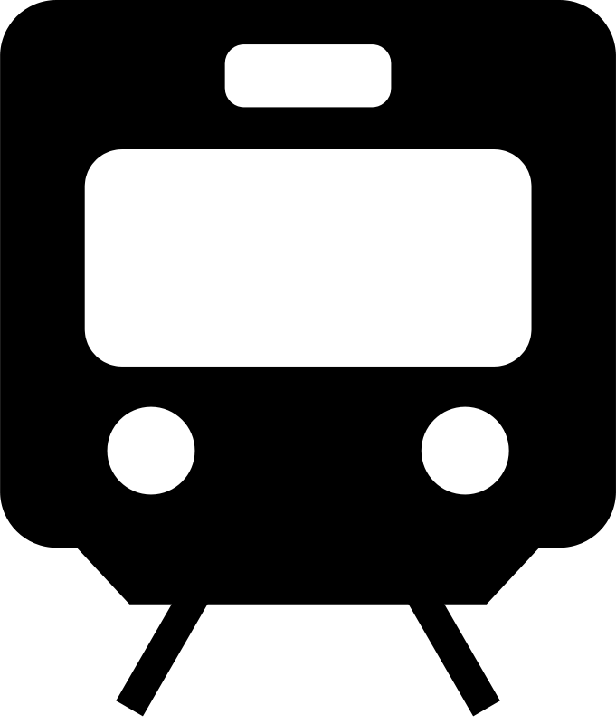 Free Train Pictogram