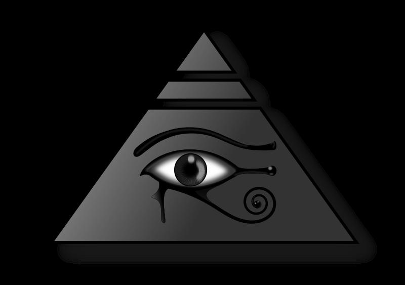 Free Piramide con el Ojo de Horus