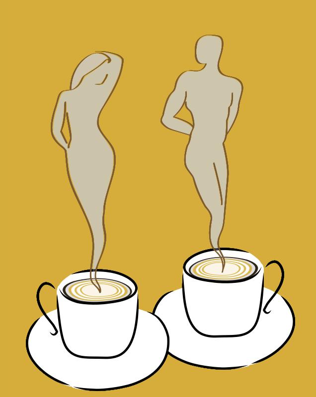 Free two coffee cream