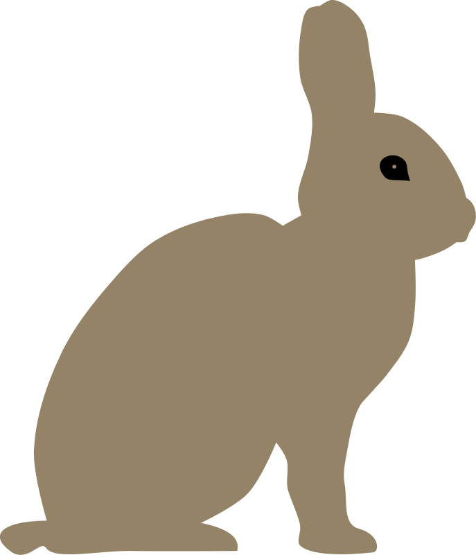 Free Rabbit by Rones